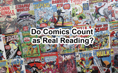 Do Comics Count as Real Reading?