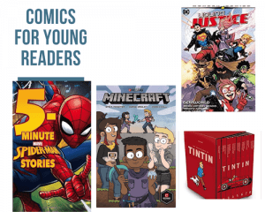 Comics for Young Readers